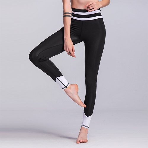 Women Sports Yoga Leggings Splice Stretchy Sportswear Fitness Skinny Bodycon Tights Pants Trousers Black/GreyApparel &amp; Jewelry<br>Women Sports Yoga Leggings Splice Stretchy Sportswear Fitness Skinny Bodycon Tights Pants Trousers Black/Grey<br>