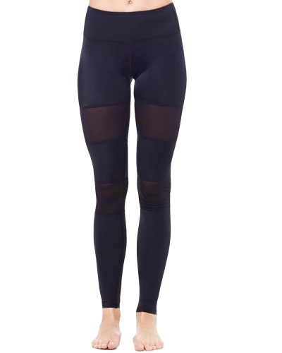 Sexy Women Mesh Splice Sports Leggings Yoga Pants Workout Running Skinny Slim Fitness Tights Black/WhiteApparel &amp; Jewelry<br>Sexy Women Mesh Splice Sports Leggings Yoga Pants Workout Running Skinny Slim Fitness Tights Black/White<br>