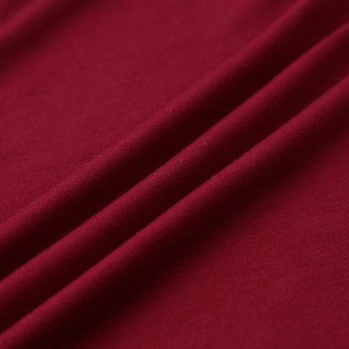 Women 3/4 Sleeves Casual Dress Ruched Hem O Neck Soft Asymmetrical Shift T-shirt DressApparel &amp; Jewelry<br>Women 3/4 Sleeves Casual Dress Ruched Hem O Neck Soft Asymmetrical Shift T-shirt Dress<br>
