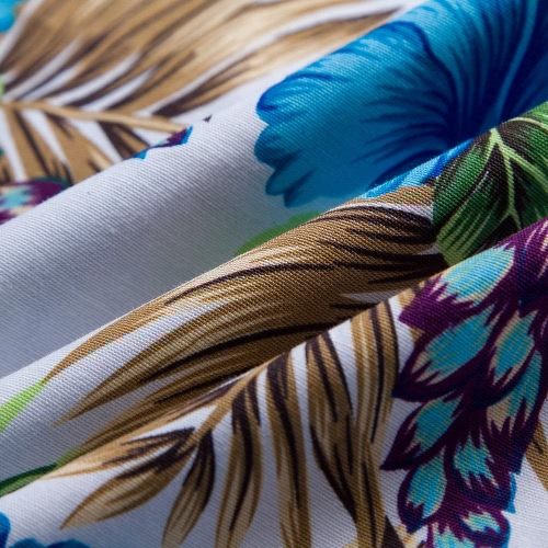 New Fashion Women Vintage Dress Floral Print O-Neck Sleeveless Elegant Party Ball Gown With BeltApparel &amp; Jewelry<br>New Fashion Women Vintage Dress Floral Print O-Neck Sleeveless Elegant Party Ball Gown With Belt<br>
