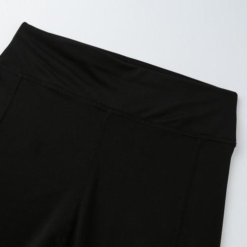 Women Pants Trousers Tie Leggings High Waist Cross Elastic Sports Workout Fitness Tights BlackApparel &amp; Jewelry<br>Women Pants Trousers Tie Leggings High Waist Cross Elastic Sports Workout Fitness Tights Black<br>