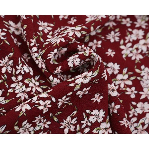 Sexy Women Mini Dress Floral Print Off Shoulder Backless Flare Sleeves Elegant Casual A-Line Dress BurgundyApparel &amp; Jewelry<br>Sexy Women Mini Dress Floral Print Off Shoulder Backless Flare Sleeves Elegant Casual A-Line Dress Burgundy<br>