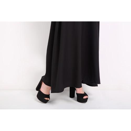 Fashion Women Muslim Dress Embroidery Long Sleeve Abaya Kaftan Islamic Arab Robe Maxi Dress Black/Coffee/BlueApparel &amp; Jewelry<br>Fashion Women Muslim Dress Embroidery Long Sleeve Abaya Kaftan Islamic Arab Robe Maxi Dress Black/Coffee/Blue<br>