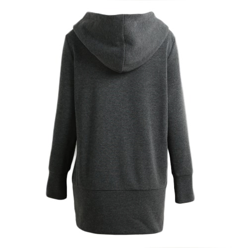 New Autumn Winter Women Hoodies Coat Warm Coat Zipper Outerwear Hooded Sweatshirts Casual Long Jacket Plus SizeApparel &amp; Jewelry<br>New Autumn Winter Women Hoodies Coat Warm Coat Zipper Outerwear Hooded Sweatshirts Casual Long Jacket Plus Size<br>