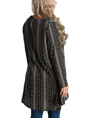Autumn Women Plus Size Long Loose Blouse Special Print O-Neck Long Sleeves Vintage Pullover TopApparel &amp; Jewelry<br>Autumn Women Plus Size Long Loose Blouse Special Print O-Neck Long Sleeves Vintage Pullover Top<br>