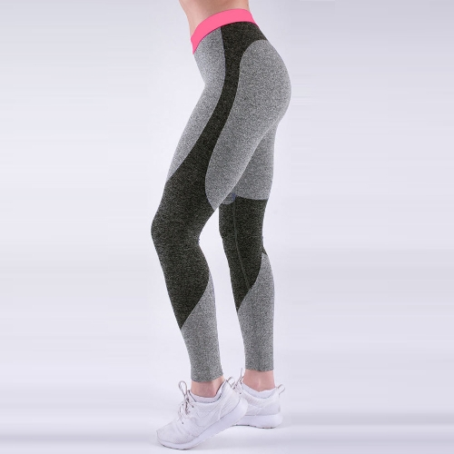 Sexy Women Slim Leggings Sport Yoga Color Splice Casual Fitness Skinny Pencil Pants TrousersApparel &amp; Jewelry<br>Sexy Women Slim Leggings Sport Yoga Color Splice Casual Fitness Skinny Pencil Pants Trousers<br>