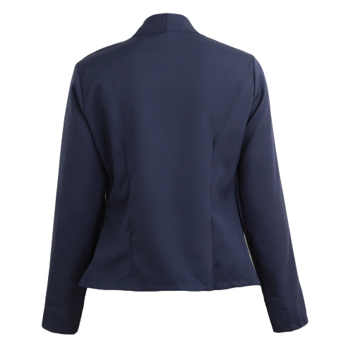 Autumn Spring Business Suit Women Blazer Coat Outwear Long Sleeves High-Low Hem Elegant JacketApparel &amp; Jewelry<br>Autumn Spring Business Suit Women Blazer Coat Outwear Long Sleeves High-Low Hem Elegant Jacket<br>