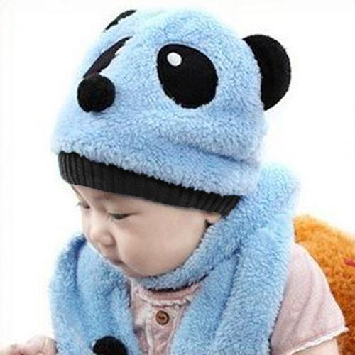 Winter Toddler Girl Boy Cute Panda Hat Scarf Set Fleece Beanie Warm Cap Unisex Two-Piece SetApparel &amp; Jewelry<br>Winter Toddler Girl Boy Cute Panda Hat Scarf Set Fleece Beanie Warm Cap Unisex Two-Piece Set<br>
