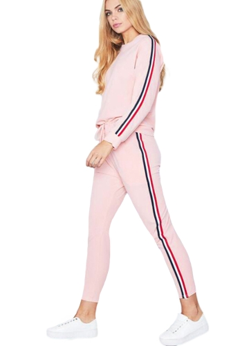 Women Sportswear Suit Casual Tracksuit Costumes 2 Piece Set Plus Size Autumn Winter Sweatshirt ClothingApparel &amp; Jewelry<br>Women Sportswear Suit Casual Tracksuit Costumes 2 Piece Set Plus Size Autumn Winter Sweatshirt Clothing<br>