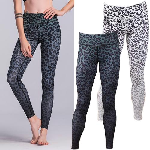 Women Sports Yoga Leggings Leopard Print Stretchy Sportswear Fitness Workout Skinny Bodycon Pants Tights TrousersApparel &amp; Jewelry<br>Women Sports Yoga Leggings Leopard Print Stretchy Sportswear Fitness Workout Skinny Bodycon Pants Tights Trousers<br>