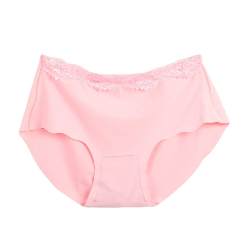 Sexy Women Briefs Lace Panties Ultra-Thin Seamless Solid Color Breathable Underwear UnderpantsApparel &amp; Jewelry<br>Sexy Women Briefs Lace Panties Ultra-Thin Seamless Solid Color Breathable Underwear Underpants<br>