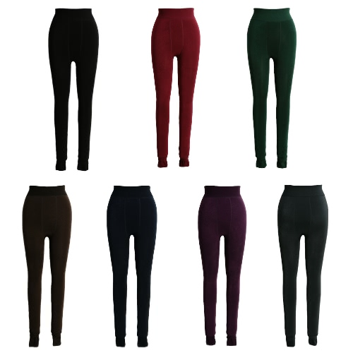 New Sexy Women Winter Leggings Solid Thick Warm Tights High Elastic Skinny Bodycon Pants JeggingsApparel &amp; Jewelry<br>New Sexy Women Winter Leggings Solid Thick Warm Tights High Elastic Skinny Bodycon Pants Jeggings<br>