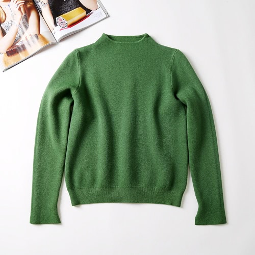 New Women Knit Sweater Pullover Jumper Turtleneck Slit Long Sleeve Casual Knitwear TopsApparel &amp; Jewelry<br>New Women Knit Sweater Pullover Jumper Turtleneck Slit Long Sleeve Casual Knitwear Tops<br>