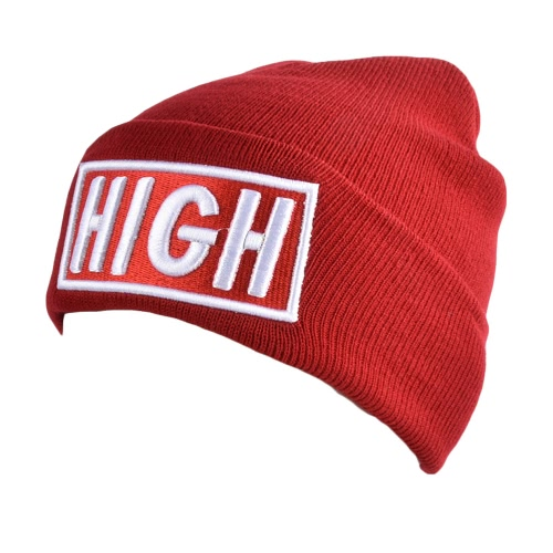 New Unisex Women Men Beanie Hat Letter Embroidery Warm Hip-Hop Cool Knitted Cap HeadwearApparel &amp; Jewelry<br>New Unisex Women Men Beanie Hat Letter Embroidery Warm Hip-Hop Cool Knitted Cap Headwear<br>