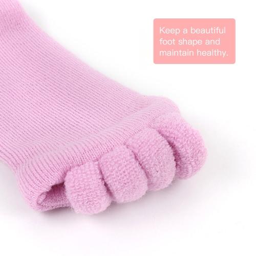 Fashion Alignment Hallux Valgus Pro Foot Care Cure Bunion Cotton Five Finger Toe Separator Splint SocksApparel &amp; Jewelry<br>Fashion Alignment Hallux Valgus Pro Foot Care Cure Bunion Cotton Five Finger Toe Separator Splint Socks<br>