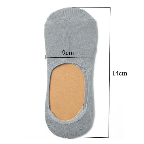 New Fashion Men Socks Stretch Solid Low Cut Invisible Anti Slip Silicon Loafer SocksApparel &amp; Jewelry<br>New Fashion Men Socks Stretch Solid Low Cut Invisible Anti Slip Silicon Loafer Socks<br>