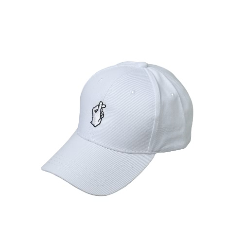 New Fashion Women Men Cap Solid Color Embroidery Pattern Snap Flat Baseball Hip-Pop Cap White/Pink/BlackApparel &amp; Jewelry<br>New Fashion Women Men Cap Solid Color Embroidery Pattern Snap Flat Baseball Hip-Pop Cap White/Pink/Black<br>