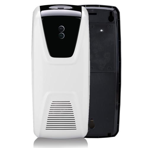 ファン型自動軽いセンサー空気清浄ディスペンサー使用エッセンシャル オイルや香水詰め替えスプレー缶
