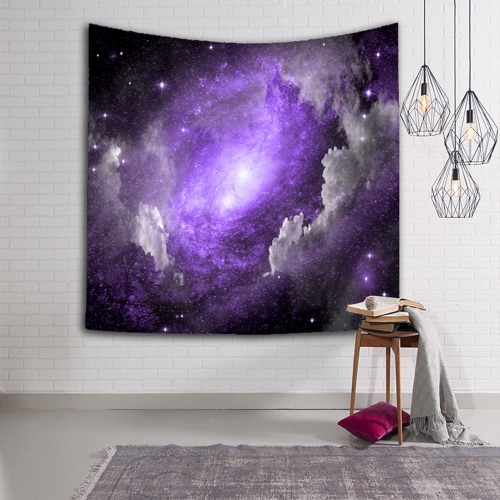 130*150cm Polyester Home Wall Decor Art Starry Sky Stars Printing Hanging Tapestry Beach Throw Towel Blanket Picnic Carpet BedspreHome &amp; Garden<br>130*150cm Polyester Home Wall Decor Art Starry Sky Stars Printing Hanging Tapestry Beach Throw Towel Blanket Picnic Carpet Bedspre<br>