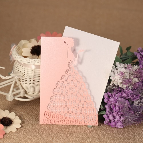 20pcs Invitation Holders + 20pcs Inner Sheets Wedding Invitation Card Set Pearl Paper Laser Cut Bridal Pattern Invitation CardsHome &amp; Garden<br>20pcs Invitation Holders + 20pcs Inner Sheets Wedding Invitation Card Set Pearl Paper Laser Cut Bridal Pattern Invitation Cards<br>