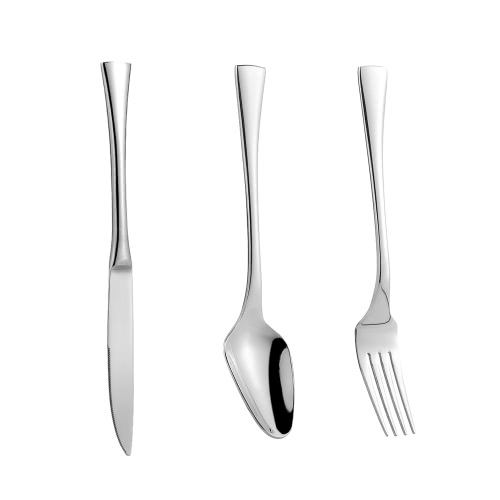 3pcs/set High-end Luxury Western Style Stainless Steel Flatware Set Good Quality Solid Dinnerware Utensils with Storage BoxHome &amp; Garden<br>3pcs/set High-end Luxury Western Style Stainless Steel Flatware Set Good Quality Solid Dinnerware Utensils with Storage Box<br>
