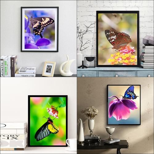 Luxury Diamond Painting Of Butterfly Shiny And OriginalHome &amp; Garden<br>Luxury Diamond Painting Of Butterfly Shiny And Original<br>