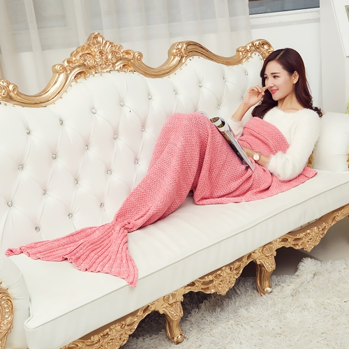 Handcrafted Knit Blanket Funny Unique Life-size Mermaid Tail Blanket for Women Girls Warm Winter GiftHome &amp; Garden<br>Handcrafted Knit Blanket Funny Unique Life-size Mermaid Tail Blanket for Women Girls Warm Winter Gift<br>