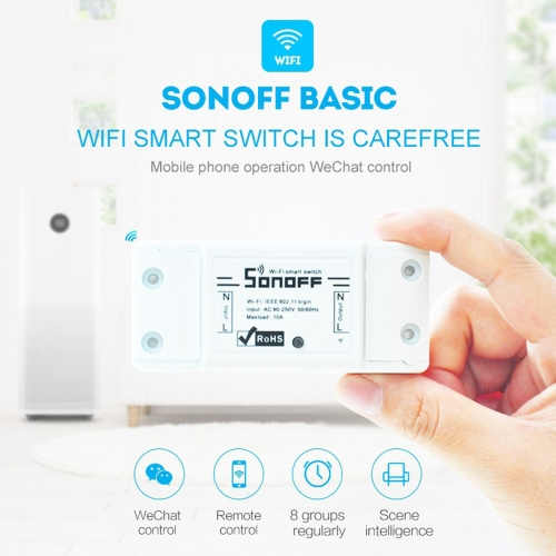 Smart Home Wireless Switch Wifi Remote Control Multi Device ManagementHome &amp; Garden<br>Smart Home Wireless Switch Wifi Remote Control Multi Device Management<br>