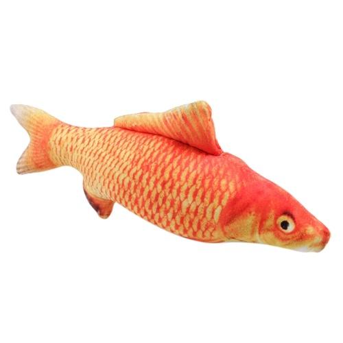 Lovely Vivid Artificial Fish Mint Catnip