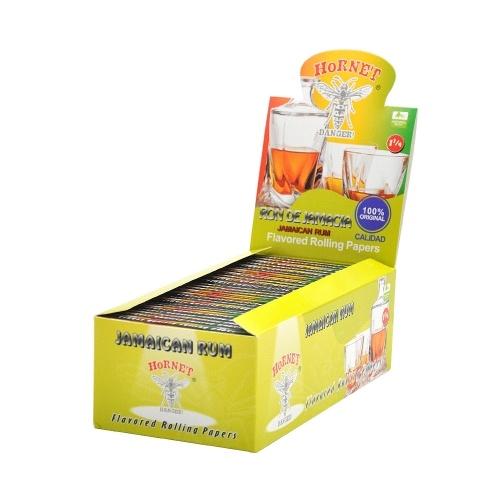 50pcs Papeles de cigarrillo disponibles innovadores divertidos
