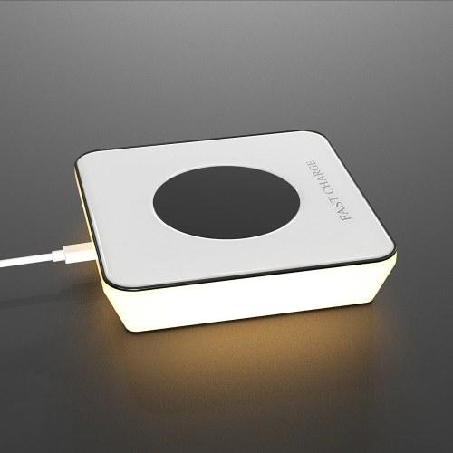 Ночной свет и беспроводное зарядное устройство
