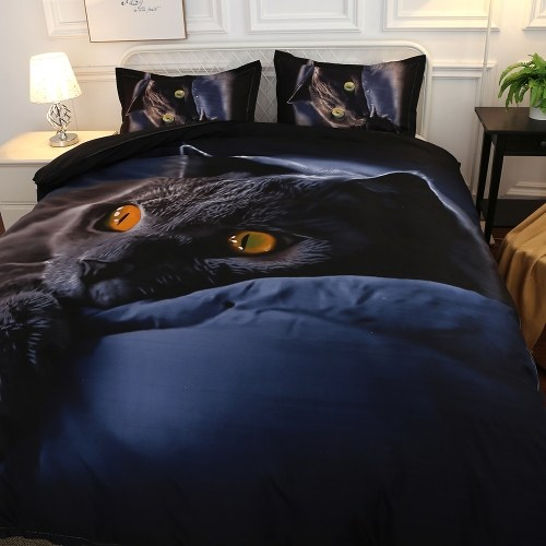 Europa e América Comfy 3D New Design Conjunto de cama