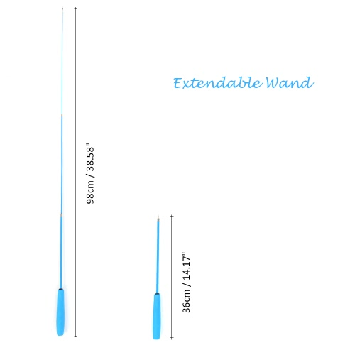 Luxury High-quality Extendable Pet Kitten Cat Feather Teaser Catcher Wand Rod Pole Cat Feather Toy With 2pcs Replacement FeatherHome &amp; Garden<br>Luxury High-quality Extendable Pet Kitten Cat Feather Teaser Catcher Wand Rod Pole Cat Feather Toy With 2pcs Replacement Feather<br>