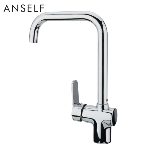 Anself FN105926 Well Made Kitchen Single Handle Faucet Awesome Water Faucet High Quality All-copper Sink TapHome &amp; Garden<br>Anself FN105926 Well Made Kitchen Single Handle Faucet Awesome Water Faucet High Quality All-copper Sink Tap<br>