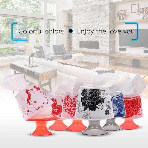 Fashion Lamp Style Roll Tissue Holder Box Bathroom Paper Cover for Hotel Countertop Living RoomHome &amp; Garden<br>Fashion Lamp Style Roll Tissue Holder Box Bathroom Paper Cover for Hotel Countertop Living Room<br>