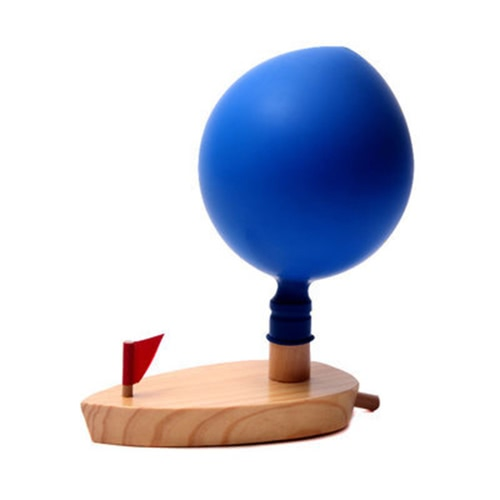 Hot New Arrival Balloon Powered Driven Water Wood Wooden Boat Classic Baby Toys Swimming Bath ToyHome &amp; Garden<br>Hot New Arrival Balloon Powered Driven Water Wood Wooden Boat Classic Baby Toys Swimming Bath Toy<br>