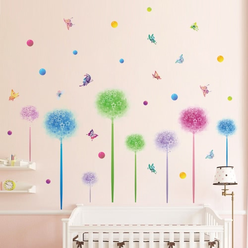 Cute Wall Sticker Removable Lovely Wallpaper Art Decal Room Decoration Reusable Peel and Stick Wall Sticker for Kids Wall DecalsHome &amp; Garden<br>Cute Wall Sticker Removable Lovely Wallpaper Art Decal Room Decoration Reusable Peel and Stick Wall Sticker for Kids Wall Decals<br>