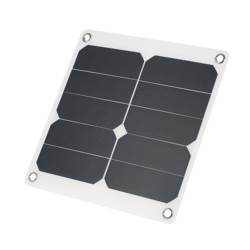 5W 5V Outdoor Portable Monocrystalline Silicon Solar Charger Panel USB Output for Mobile Phone Power SupplyTest Equipment &amp; Tools<br>5W 5V Outdoor Portable Monocrystalline Silicon Solar Charger Panel USB Output for Mobile Phone Power Supply<br>