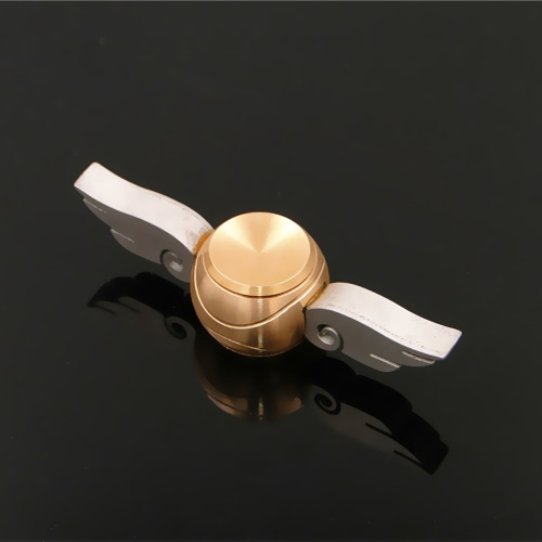 Hand Toy Spinner Copper Quidditch Snitch Fidget Cube High Speed Bearing Stress Reducer EDC Focus Relieves ADHD Anxiety for Adult CHome &amp; Garden<br>Hand Toy Spinner Copper Quidditch Snitch Fidget Cube High Speed Bearing Stress Reducer EDC Focus Relieves ADHD Anxiety for Adult C<br>