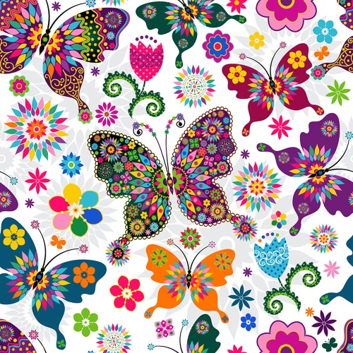 5D Colorful Butterflies Image Diamond Painting DIY Pasted Cross Stitch Full Round Diamond Home Decoration GiftHome &amp; Garden<br>5D Colorful Butterflies Image Diamond Painting DIY Pasted Cross Stitch Full Round Diamond Home Decoration Gift<br>