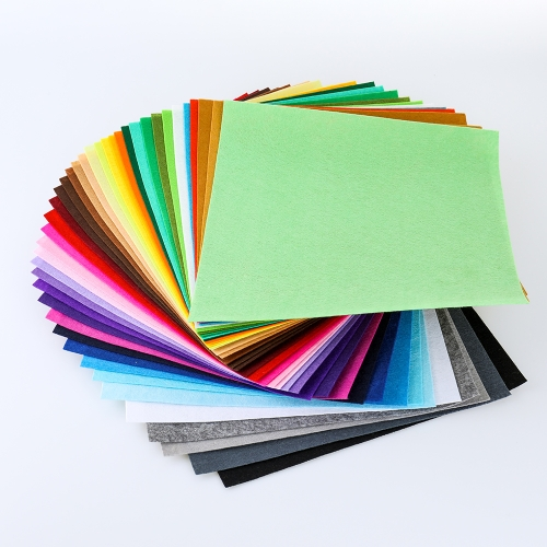 42 pcs Soft Felt Fabric Sheet DIY Craft Patchwork Sewing Squares Assorted Colors for Hobby Crafter 1mm Thick Style 2 30 X 30cmHome &amp; Garden<br>42 pcs Soft Felt Fabric Sheet DIY Craft Patchwork Sewing Squares Assorted Colors for Hobby Crafter 1mm Thick Style 2 30 X 30cm<br>