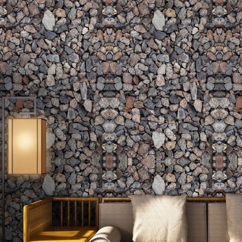125 * 16 PVC Waterproof Self-adhesive 3D Nature Style Wallpaper Roll Wall Floor Contact Paper Stickers Covering Decals Home DecoHome &amp; Garden<br>125 * 16 PVC Waterproof Self-adhesive 3D Nature Style Wallpaper Roll Wall Floor Contact Paper Stickers Covering Decals Home Deco<br>