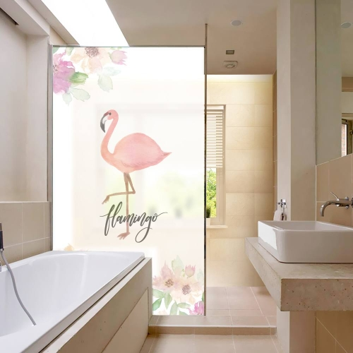 23 * 71 inches Waterproof Frosted PVC Self-adhesive Glass Door Sticker Bathroom Privacy Window Film Paper Wall Decoration Wall ArtHome &amp; Garden<br>23 * 71 inches Waterproof Frosted PVC Self-adhesive Glass Door Sticker Bathroom Privacy Window Film Paper Wall Decoration Wall Art<br>