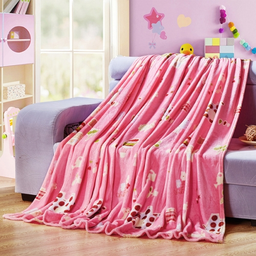 Flannel Polar-fleece Blanket of High Quality Polyester Fiber Soft and Warm 200g/?Home &amp; Garden<br>Flannel Polar-fleece Blanket of High Quality Polyester Fiber Soft and Warm 200g/?<br>