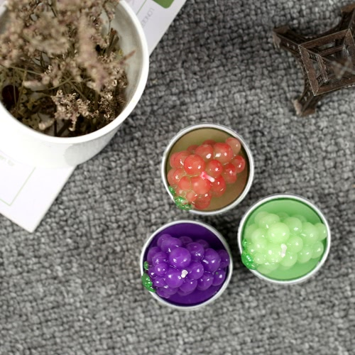 Anself 6pcs Grapes Pattern Candles Artificial Botryoidal Candles for Birthday Wedding Party Home Decoration SuppliesHome &amp; Garden<br>Anself 6pcs Grapes Pattern Candles Artificial Botryoidal Candles for Birthday Wedding Party Home Decoration Supplies<br>