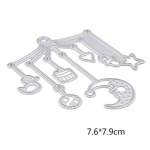 Metal Carbon Steel Template Embossing Cutting Dies Stencil Scrapbooking Decorative DIY Craft Paper CardHome &amp; Garden<br>Metal Carbon Steel Template Embossing Cutting Dies Stencil Scrapbooking Decorative DIY Craft Paper Card<br>