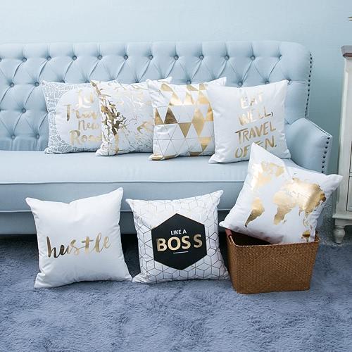 Simple Fashion Home Decorative Throw Pillow Case Cover Protector Bed Sofa Car Waist Cushion Decor GiftHome &amp; Garden<br>Simple Fashion Home Decorative Throw Pillow Case Cover Protector Bed Sofa Car Waist Cushion Decor Gift<br>