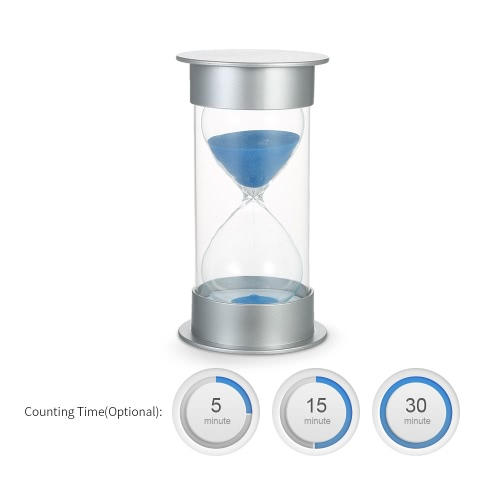 30 Minutes Hourglass Sandglass Sand Timer Decoration for Kitchen Office Game Timer Christmas Birthday Gift(30Min Pink)Home &amp; Garden<br>30 Minutes Hourglass Sandglass Sand Timer Decoration for Kitchen Office Game Timer Christmas Birthday Gift(30Min Pink)<br>