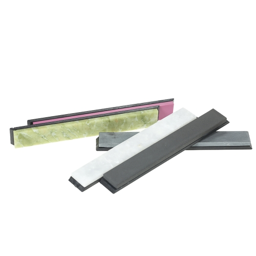 Decdeal 5pcs/set Knife Sharpening Stone Whetstone Set Grindstone for Knives Sharpening 6*0.8*0.2 Knife Sharpeners Stone for FixHome &amp; Garden<br>Decdeal 5pcs/set Knife Sharpening Stone Whetstone Set Grindstone for Knives Sharpening 6*0.8*0.2 Knife Sharpeners Stone for Fix<br>