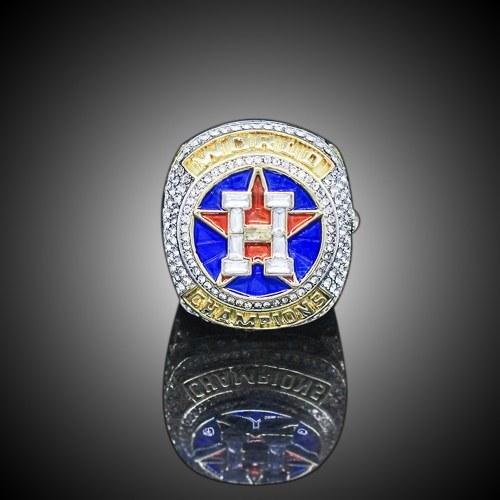 2017 Houston Spaceman Championship Memorable Ring Fine-quality Stylish Europe and America Men/Women Ring Souvenir